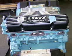 Engine builders in the West San Fernando Valley