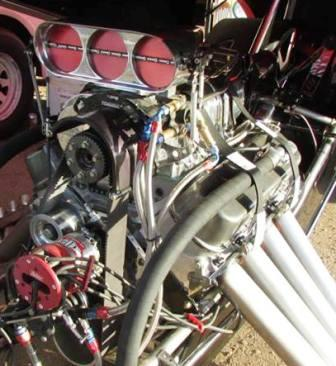 Racing engines