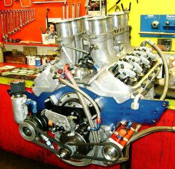 Hi-Performance engines
