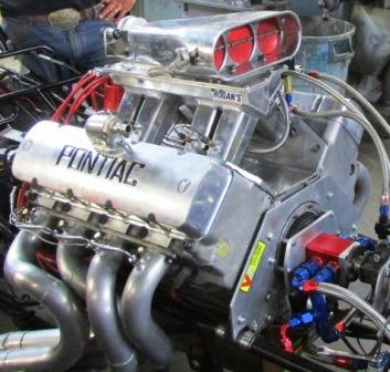 Vintage Road Racing Engines