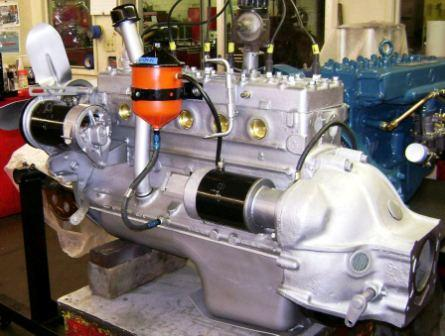 Engine builders in the Los Angeles area.