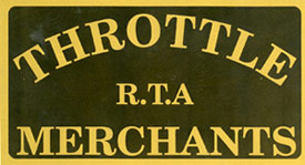 Throttle Merchants R.T.A.