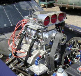 Thunder Power Heads 32 Valve Heads for a Big Block Chevy
